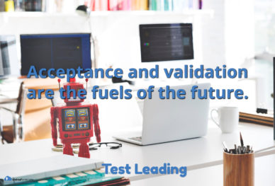 test leading